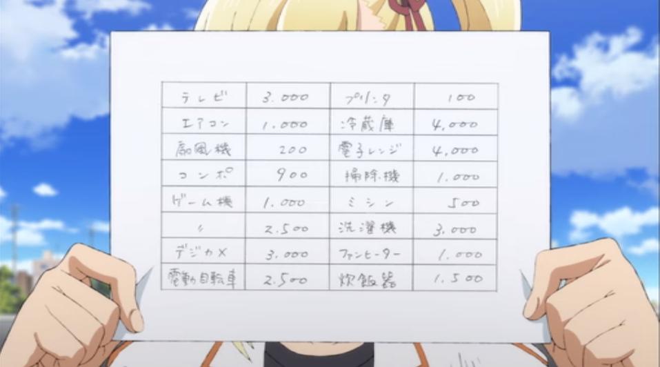ヒナまつり_価格表