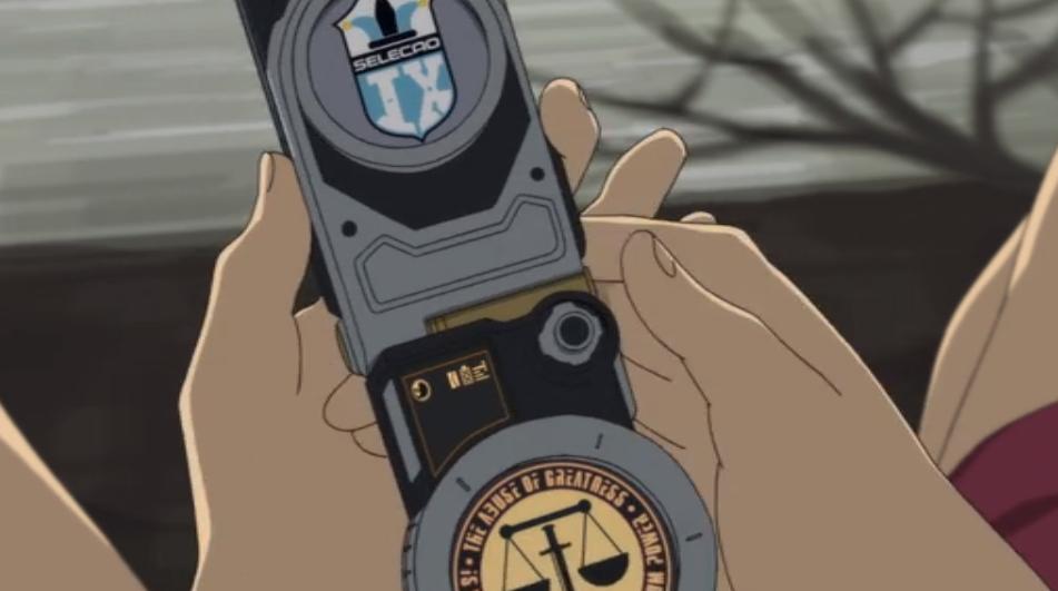 東のエデン_携帯電話
